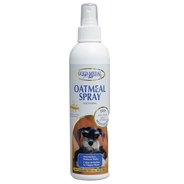 Gold Medal Pets Oatmeal Soothing Skin Spray