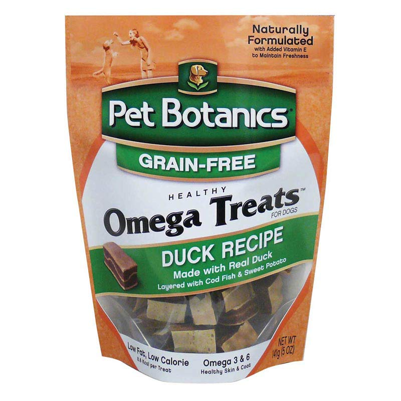 Cardinal Pet Botanics Healthy Omega Treats 5 ounce