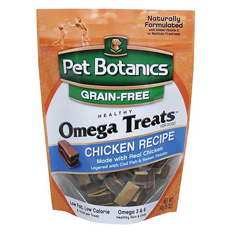 Pet Botanics Healthy Omega Treats 5 ounce
