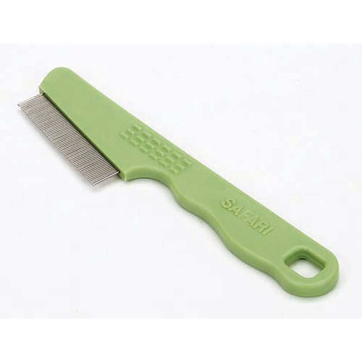 Long Handle Safari Cat Flea Comb