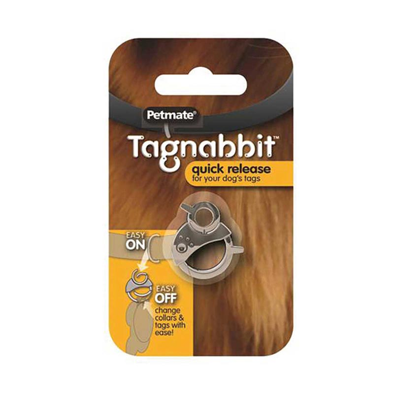 Tagnabbit in packaging