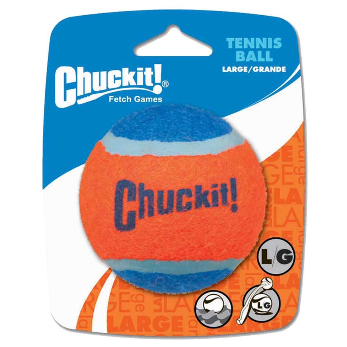 Chuckit! Tennis Ball Large 1 Pack