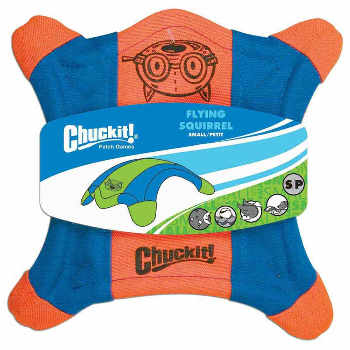 Chuckit! Flying Squirrel Small 9 inch