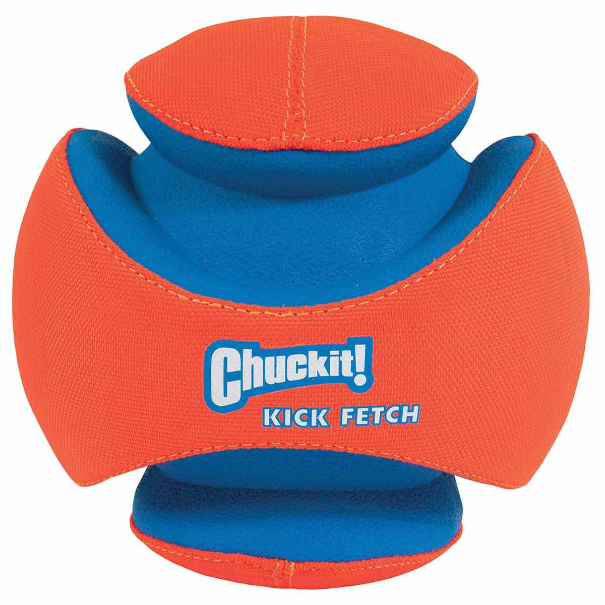 8 inch Chuckit! Kick Fetch Ball Large in Packaging