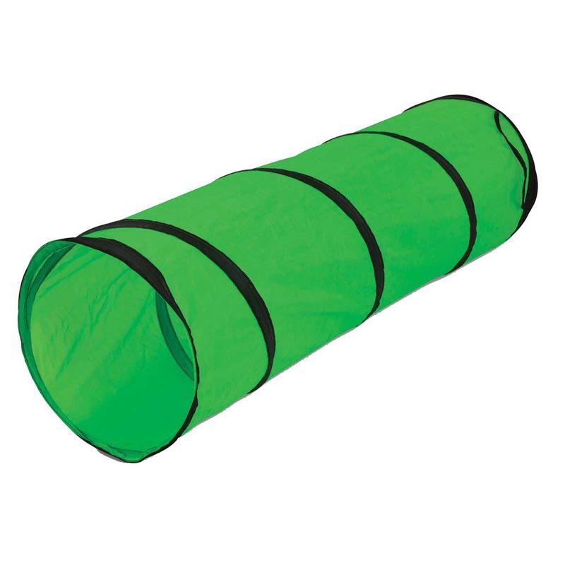 Jackson Galaxy Cat Crawl Solid - Green