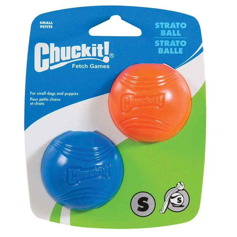 Chuckit! Strato Ball 2 Pack Small - in Packaging