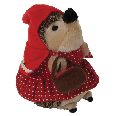 Petmate Heggie Little Red - Large and Medium Dog Toy