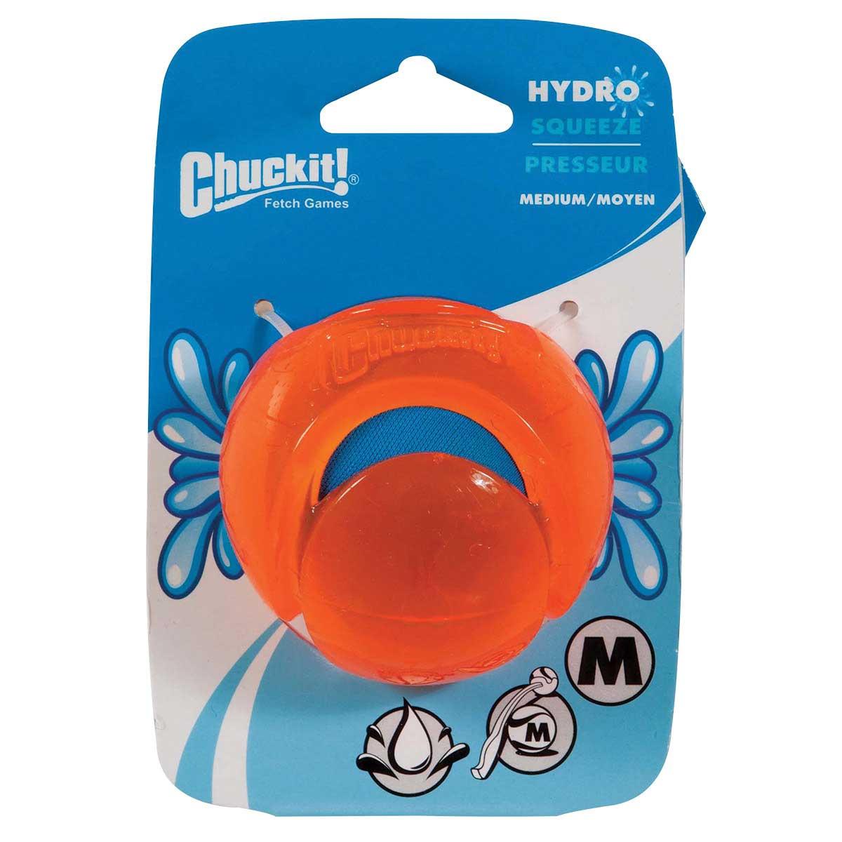 Chuckit! Hydrosqueeze Ball Medium Size