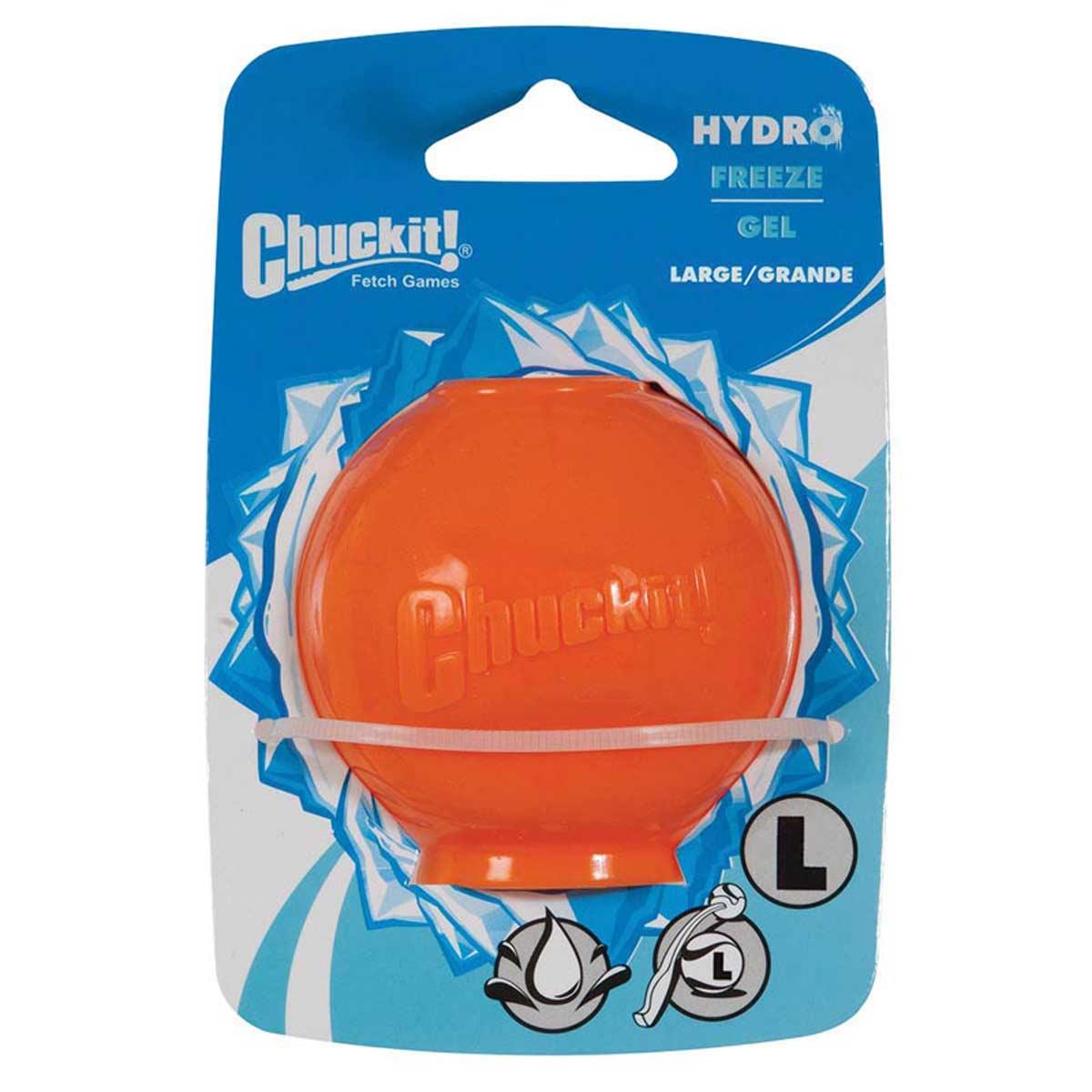 Chuckit! Hydrofreeze Ball Large Size - For Fetch