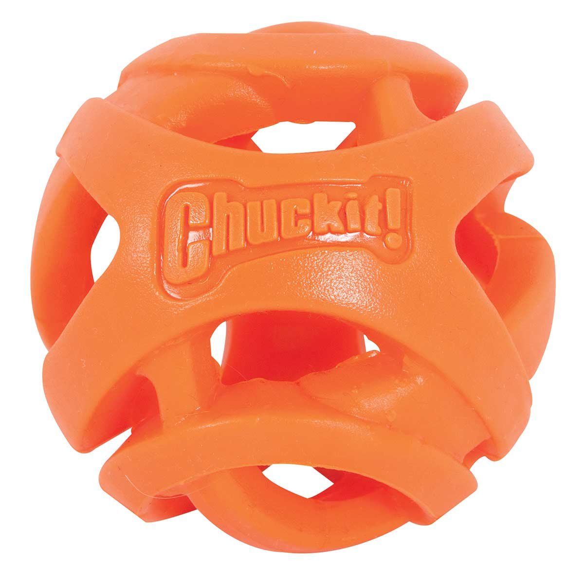 Petmate Chuck It! Breath Right Fetch Ball Medium in Packaging
