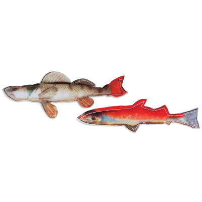 Petmate Jackson Galaxy Photo Fish Toy Multipack for Cats