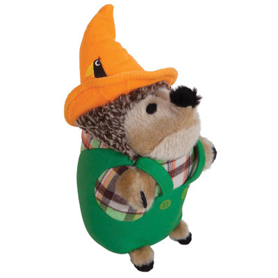 Petmate Fall Heggie - Scare Crow Dog Toy