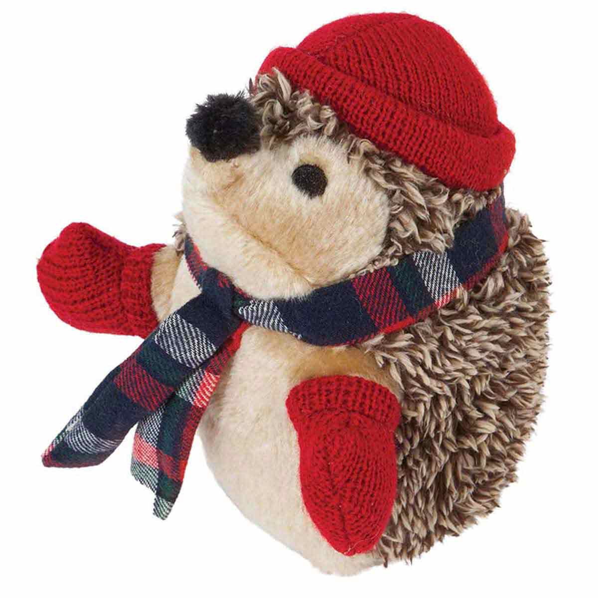 Sweater Weather Petmate Holiday Heggie Dog Toy at Ryan's Pet Supplies