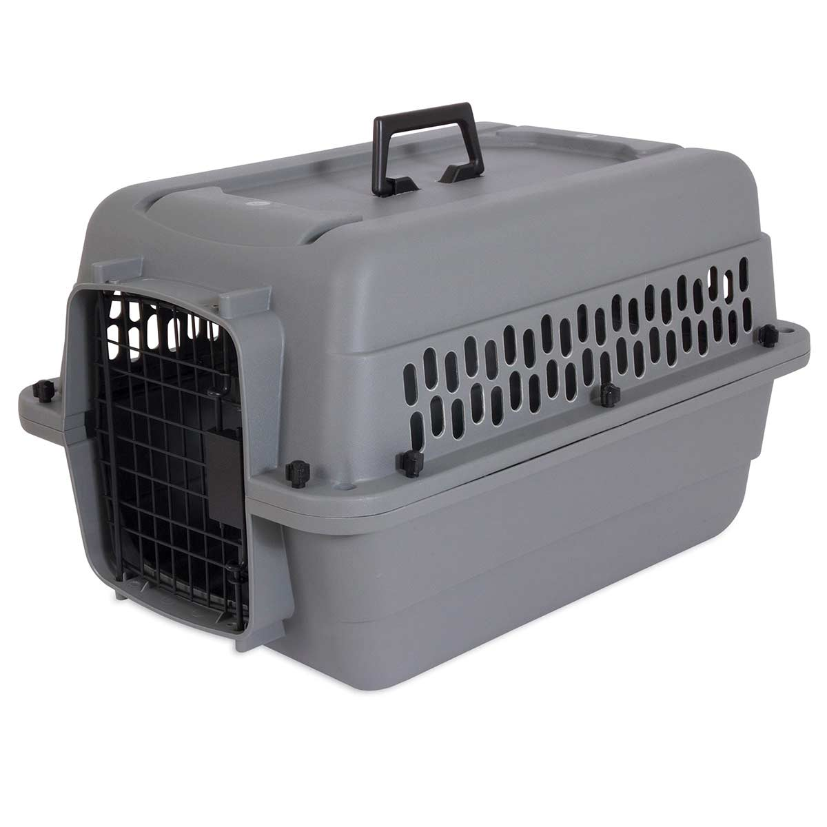 Aspen Pet Traditional Kennel for Traveling with Pets - 24 inches