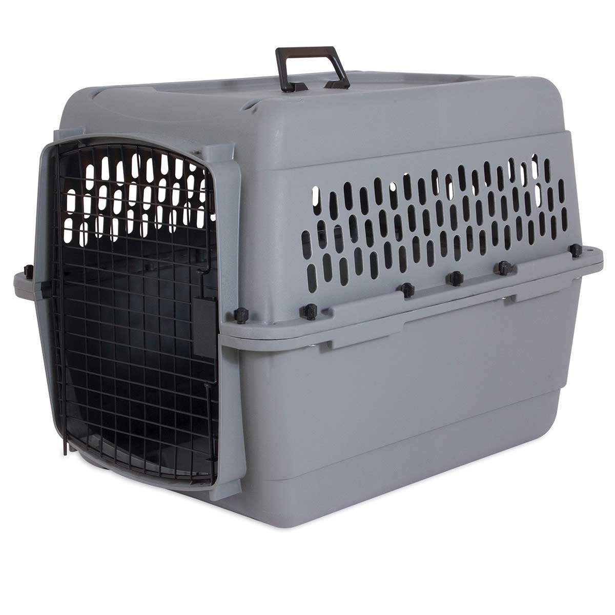 Aspen Pet Traditional Travel Kennel - Pets up to 25 pounds