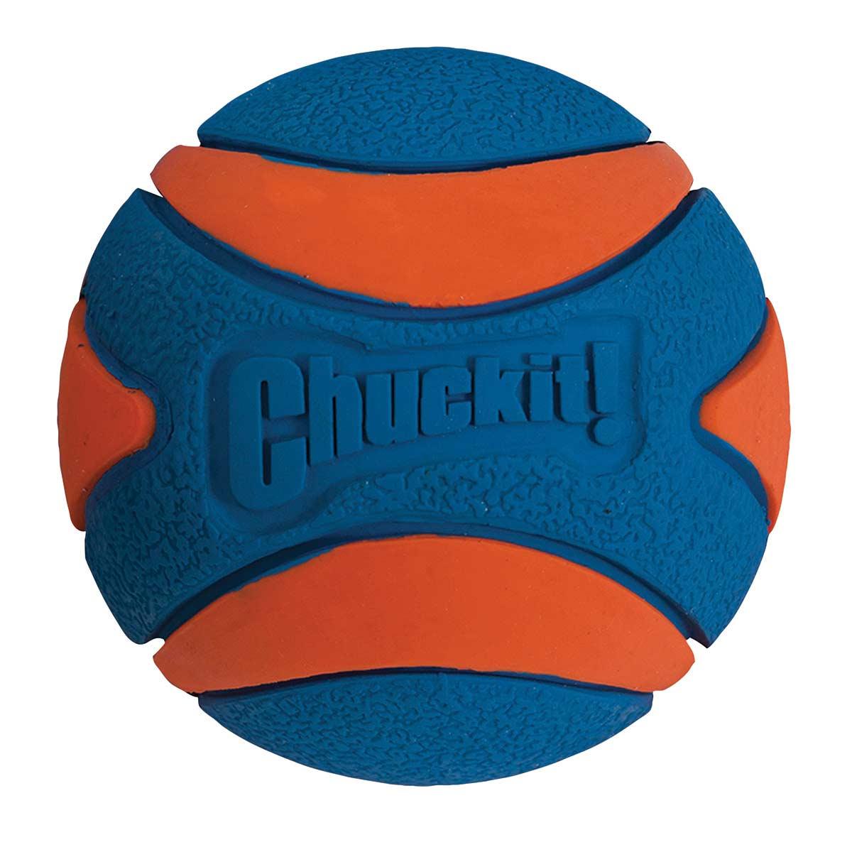 Chuckit! Ultra Squeaker Ball Medium in Packaging