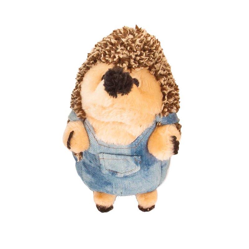 Petmate Heggie Farmer - Stuffed Dog Toy