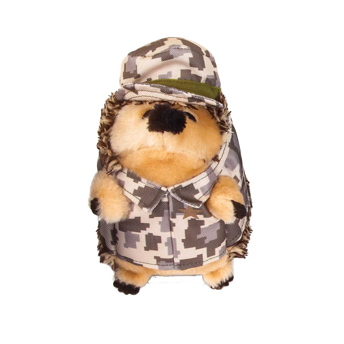 Petmate Heggie Army Dog Toy