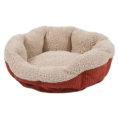 Aspen Pet Self-Warming Cat/Small Dog Bed - 19 inches