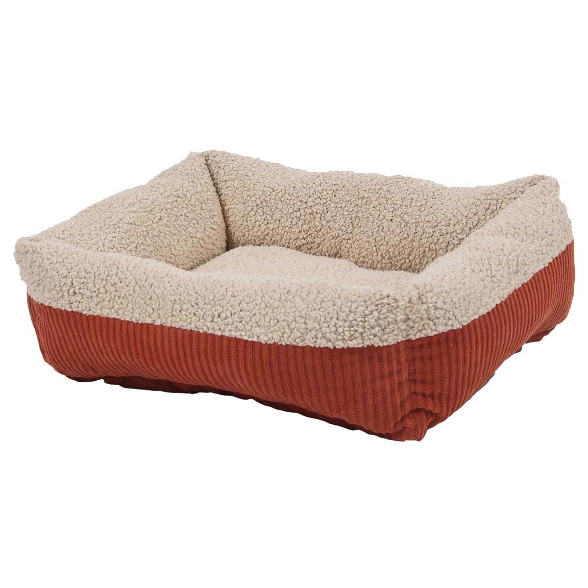 Aspen Pet Self-Warming Bed Rectangular Lounger - 24 inches by 20 inches