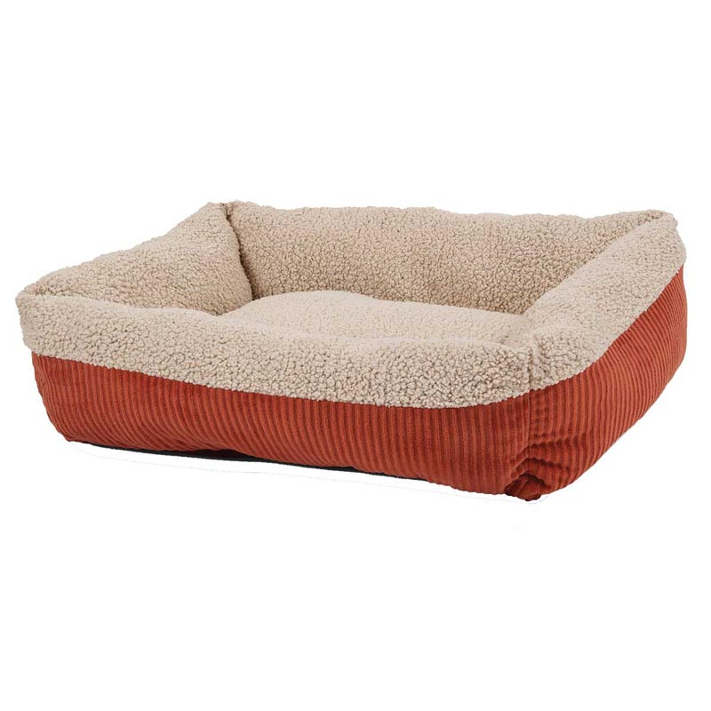 Aspen Pet Self-Warming Bed Rectangular Lounger - 30 inches by 24 inches