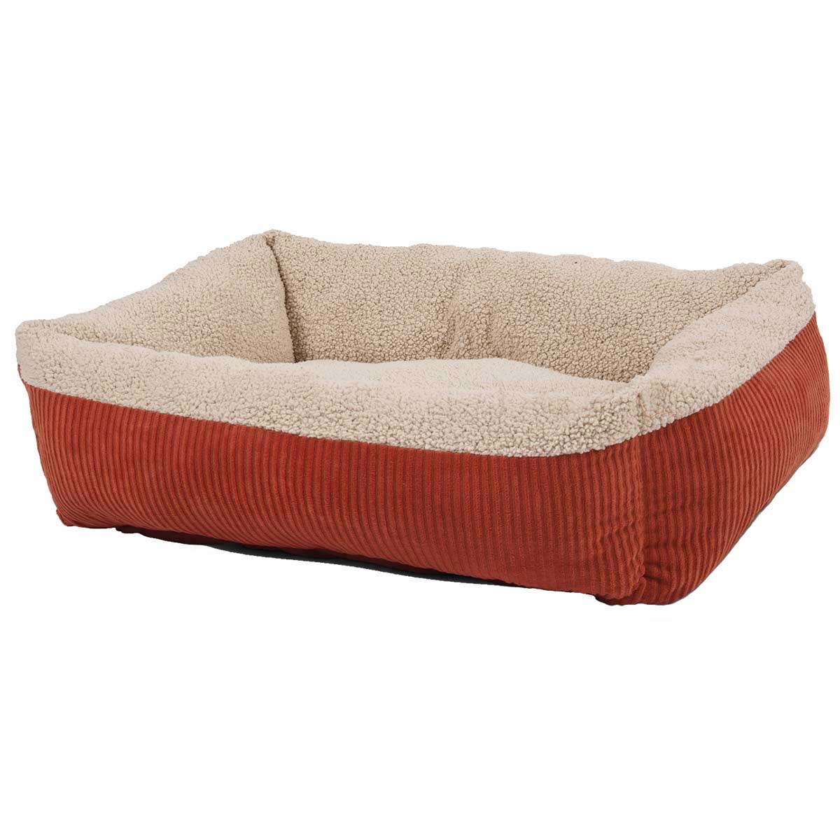Aspen Pet Self-Warming Bed Rectangular Lounger - 35 inches by 27 inches