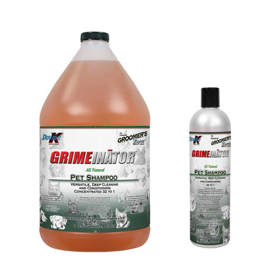 Double K Groomer's Edge Grimeinator Shampoo for Pets?resizeid=5&resizeh=400&resizew=400