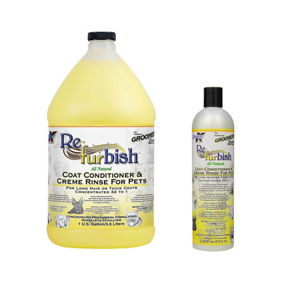 Double K Groomer's Edge Re-Furbish Pet Conditioner
