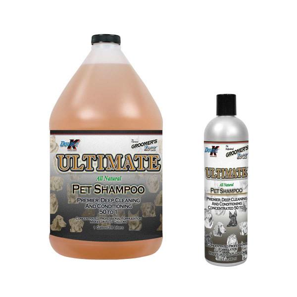 Double K Groomer's Edge Ultimate Pet Shampoo