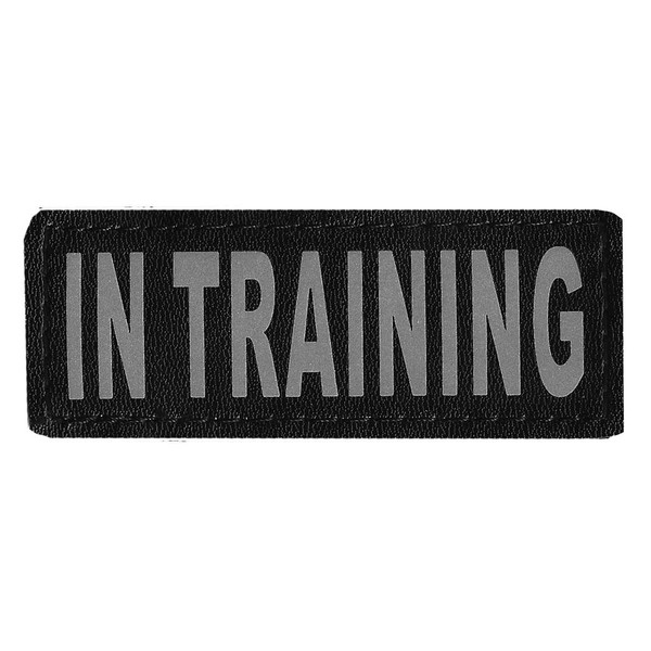 Dogline Removable In Training Patch 2 Pack