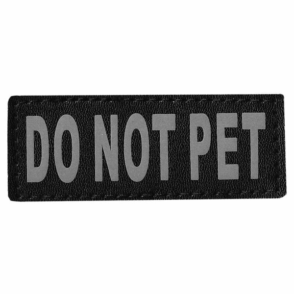 Dogline Removable Do Not Pet Patch