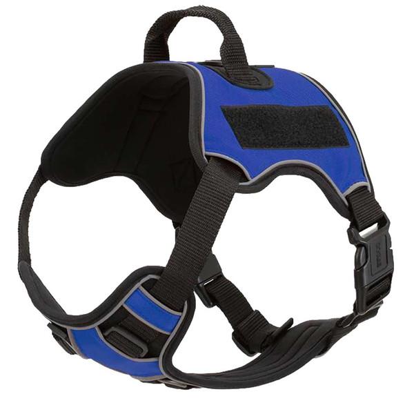 Blue Small Quest Multipurpose Dog Harness