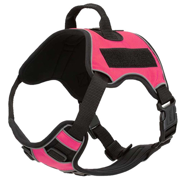 Pink Medium Quest Multipurpose Dog Harness