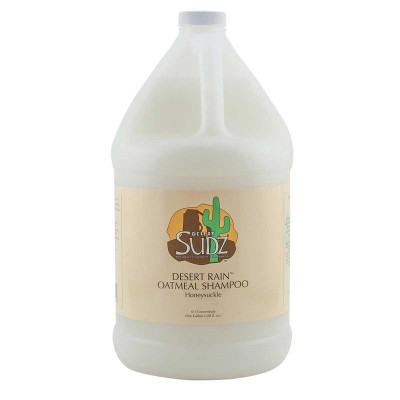 Desert Sudz Desert Rain Honeysuckle Oatmeal Shampoo Gallon