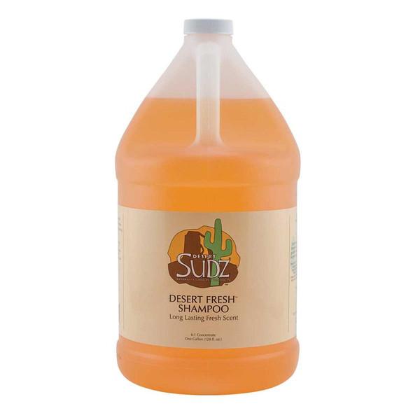 Desert Sudz Desert Fresh, Fresh Scent Professional Dog Grooming Shampoo Gallon