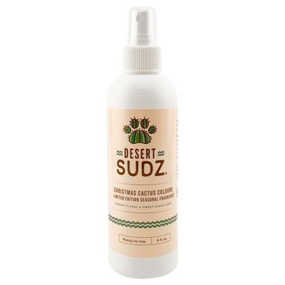 Desert Sudz Christmas Cactus Cologne and other Grooming Sprays by brands you can trust at Ryan's Pet Supplies