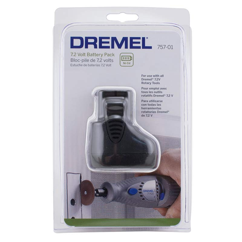 Dremel Replacement 7.2 Volt Battery Pack