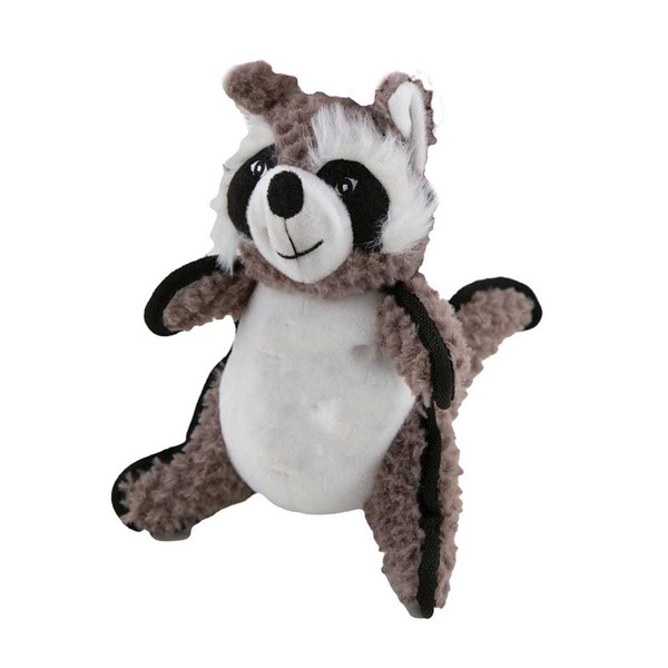 Dawgeee Toy Adventure Raccoon for Dogs
