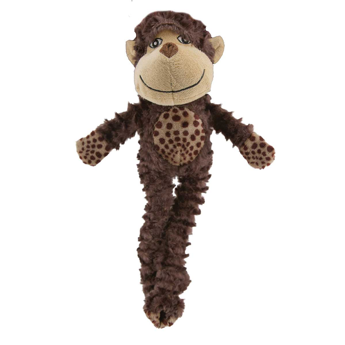 Dawgeee Toy Adventure Rope Leg Monkey for Dogs
