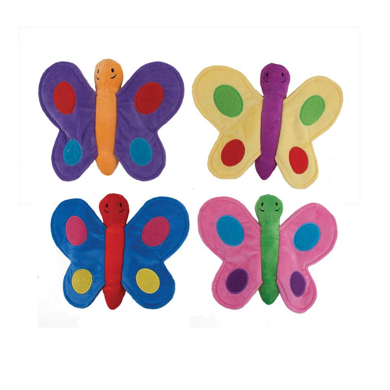 Dawgeee Toys Butterfly 10.25 inches - Assorted Colors