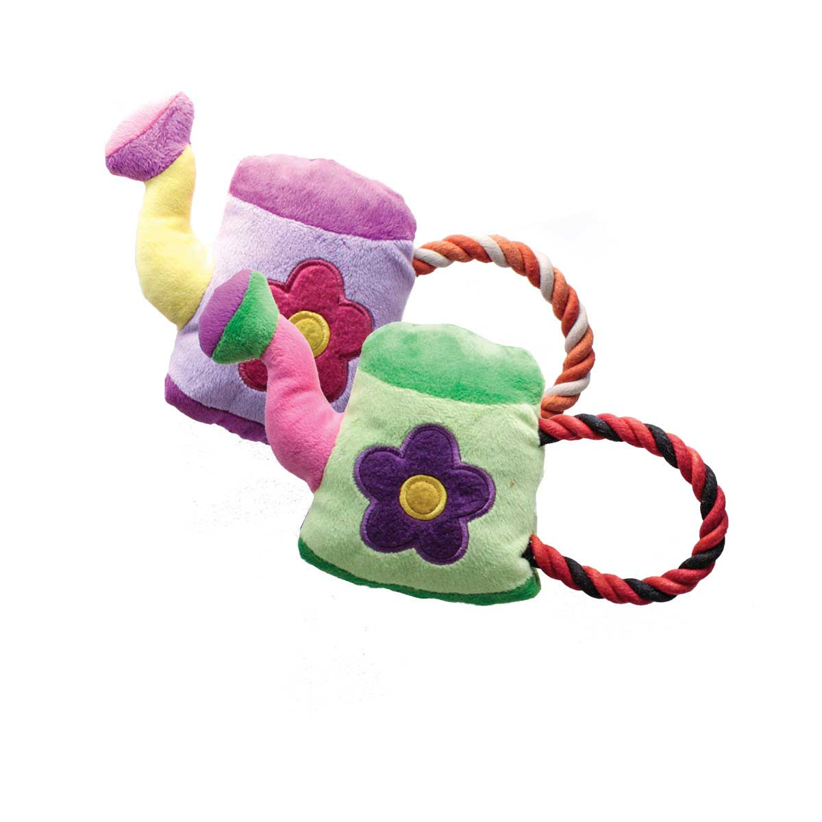 Dawgeee Toys Plush Watering Cans - 10 inch