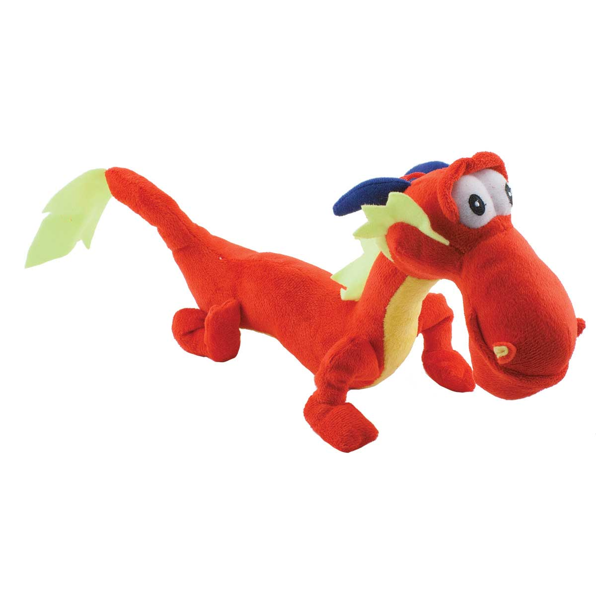10 inch Dawgeee Toy Dragon for Dogs