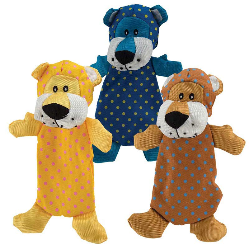 Dawgeee Toy Leopard 9 inch - Assorted Colors