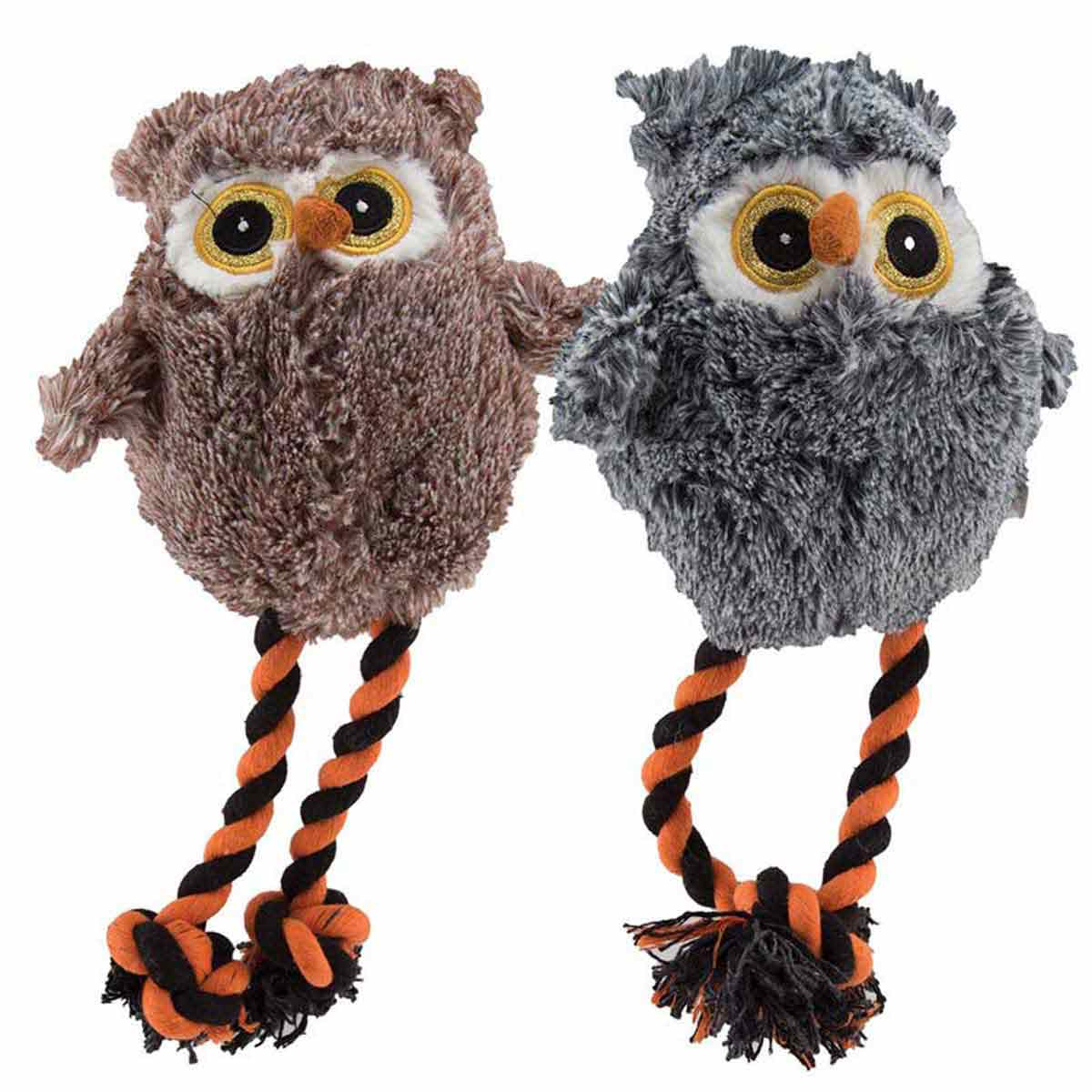 6 inch Dawgeee Toy Owl for Dogs