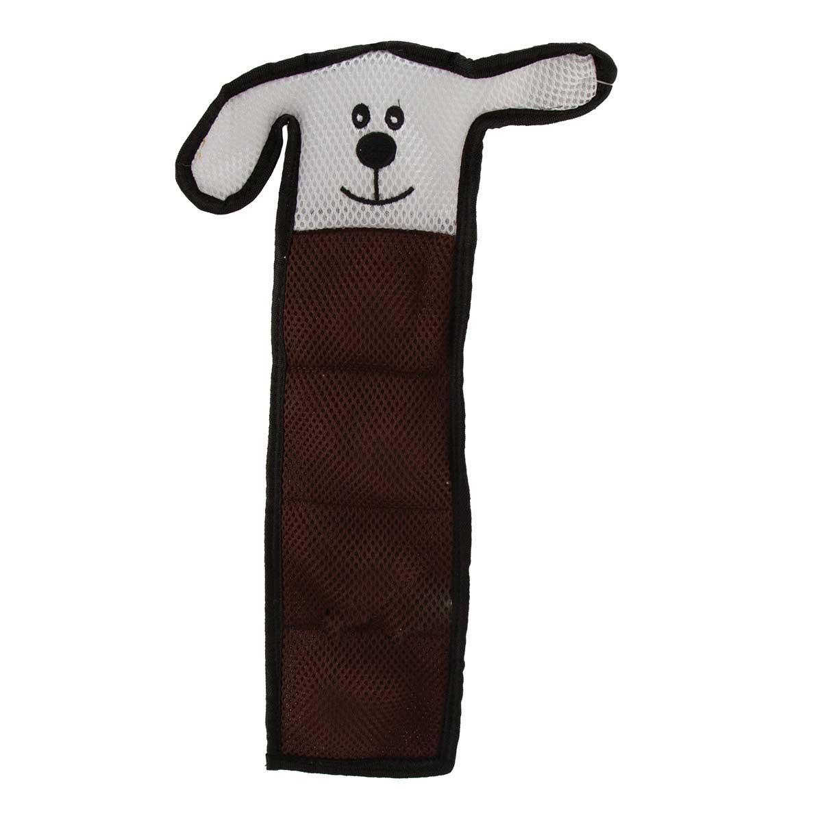 15 inch Dawgeee Toy Brown Crinkle Skin Animal Dog Toys