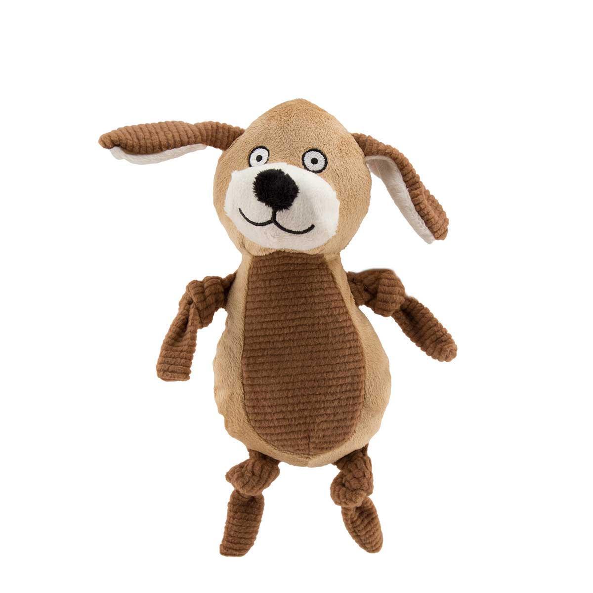 Dawgeee Toy Dog Plush Farm Buddies - 13 inches - Stuffed Dog Toys