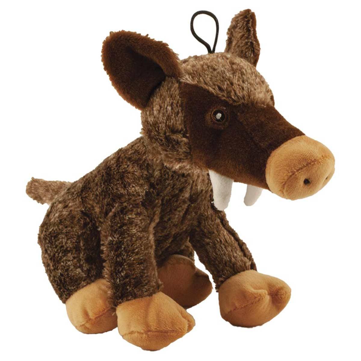 Dawgeee Toy Wild Boar 8 inch Dog Toy
