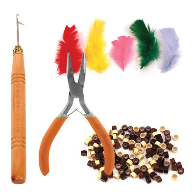 Davis Feather Extension Starter Kit for Creative Dog Grooming