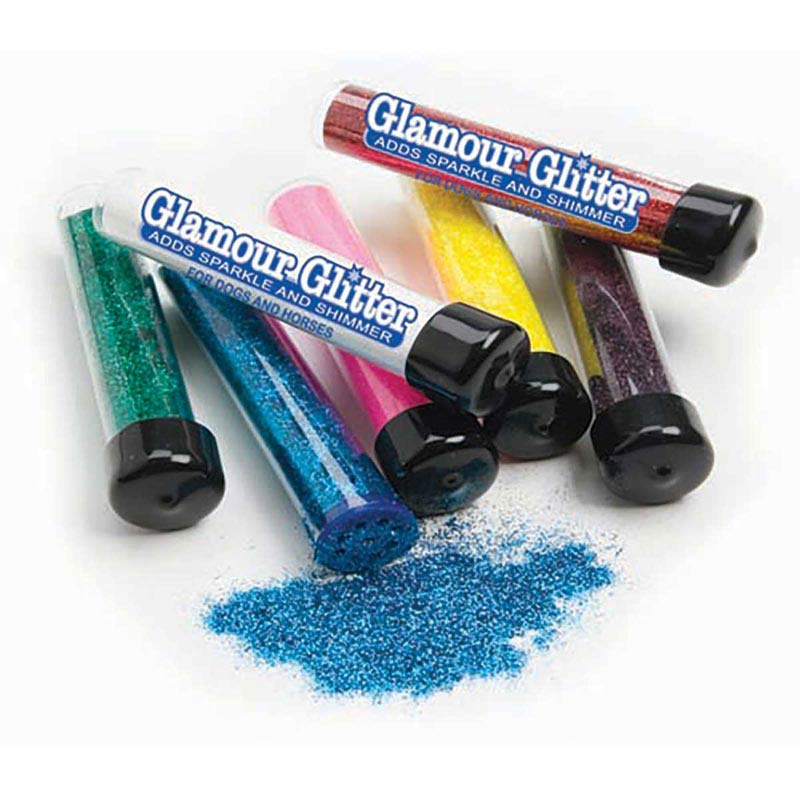 Glamour Glitter for Dog Grooming - Assorted Colors