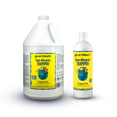 Earthbath Hypo-Allergenic Pet Shampoo